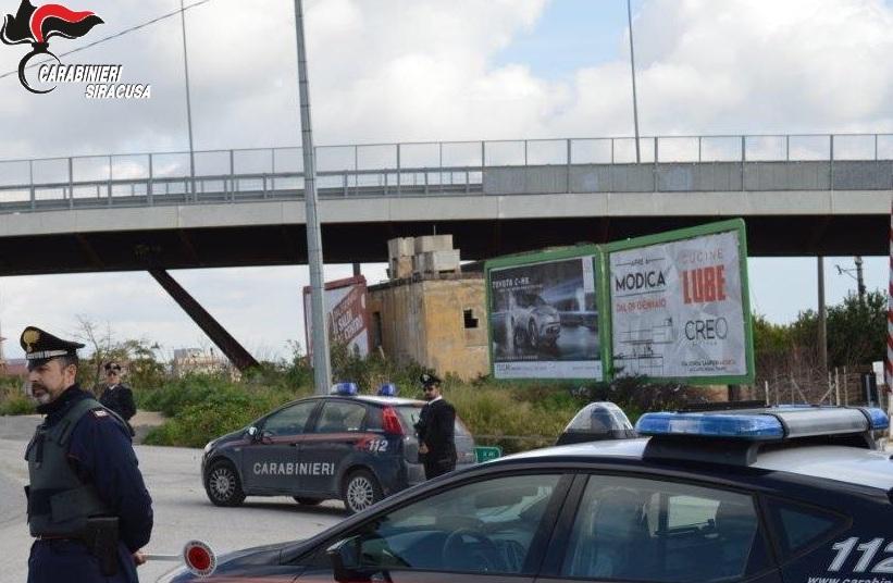 Noto, 27enne  nella notte si lancia da un ponte: viene afferrato in extremis