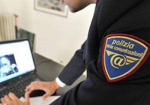 Catania, pedopornografia: un arresto, 5 denunciati e 250 segnalazioni