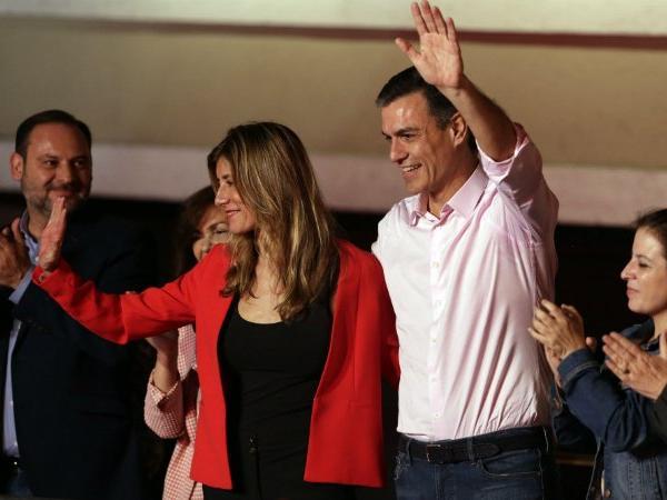 Il Partito socialista di Pedro Sanchez vince in Spagna ma non ha la maggioranza