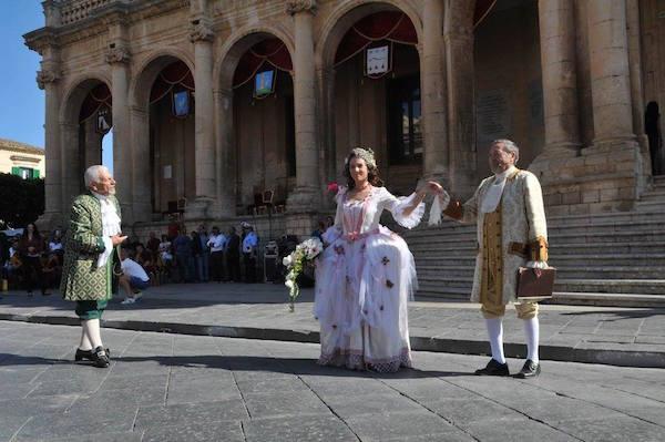Corteo barocco a Noto, tutto pronto per la V edizione