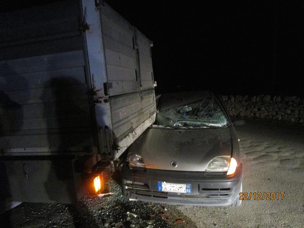 Incidenti, schianto sulla provinciale Modica-Giarratana: un ferito