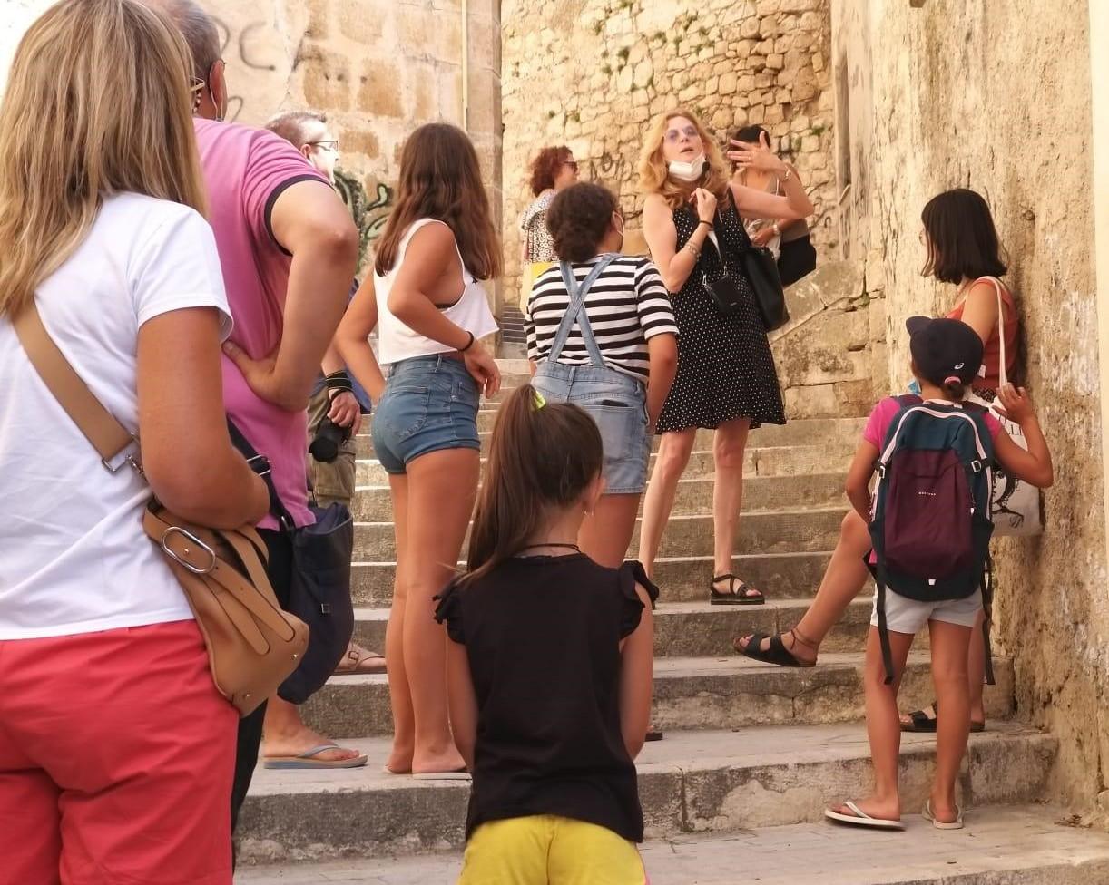 Modica,percorsi turistico culturali: numeri in crescendo con top di prenotazioni ad Agosto