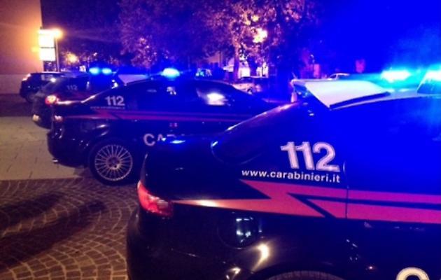 Maxi operazione antidroga a Perugia, i carabinieri arrestano oltre 150 persone