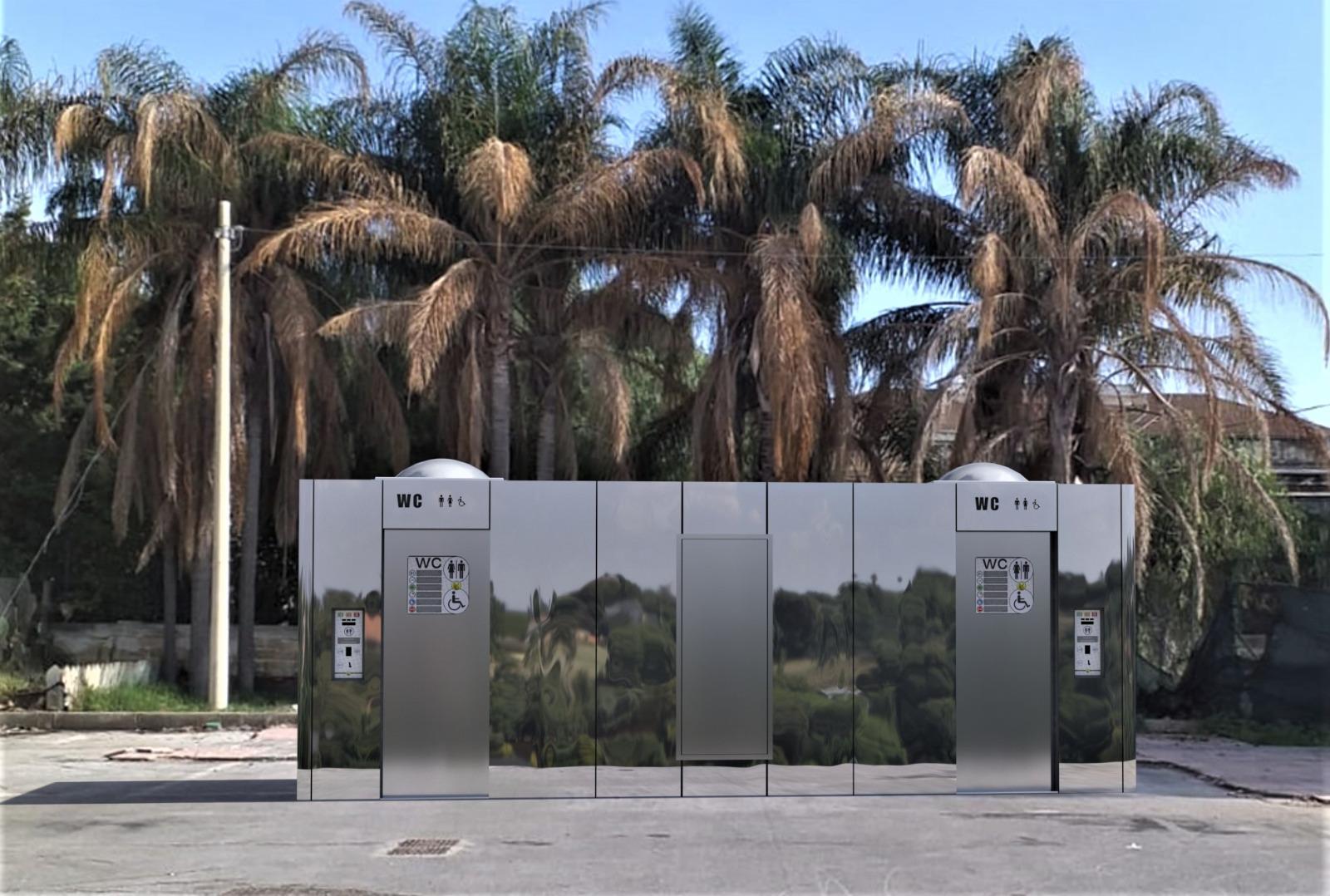 Siracusa, installati al Molo Sant'Antonio i servizi igienici per i turisti