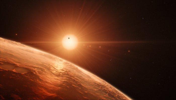"""La Nasa annuncia: """"Su tre dei nuovi pianeti scoperti c'è possibilità di vita"""""""
