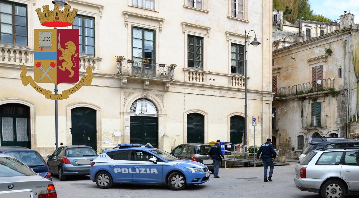 Pasqua sicura, a Modica controlli serrati nel centro storico
