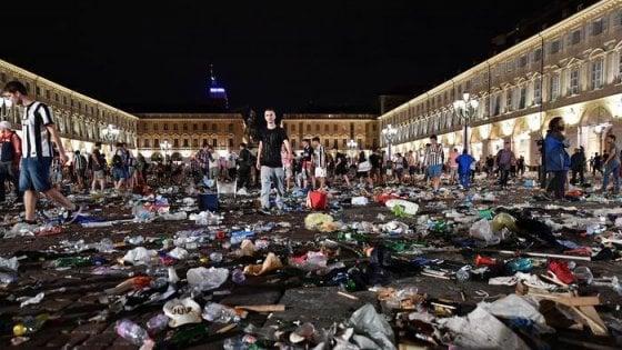 Piazza San Carlo: cade l'accusa di omicidio preterintenzionale