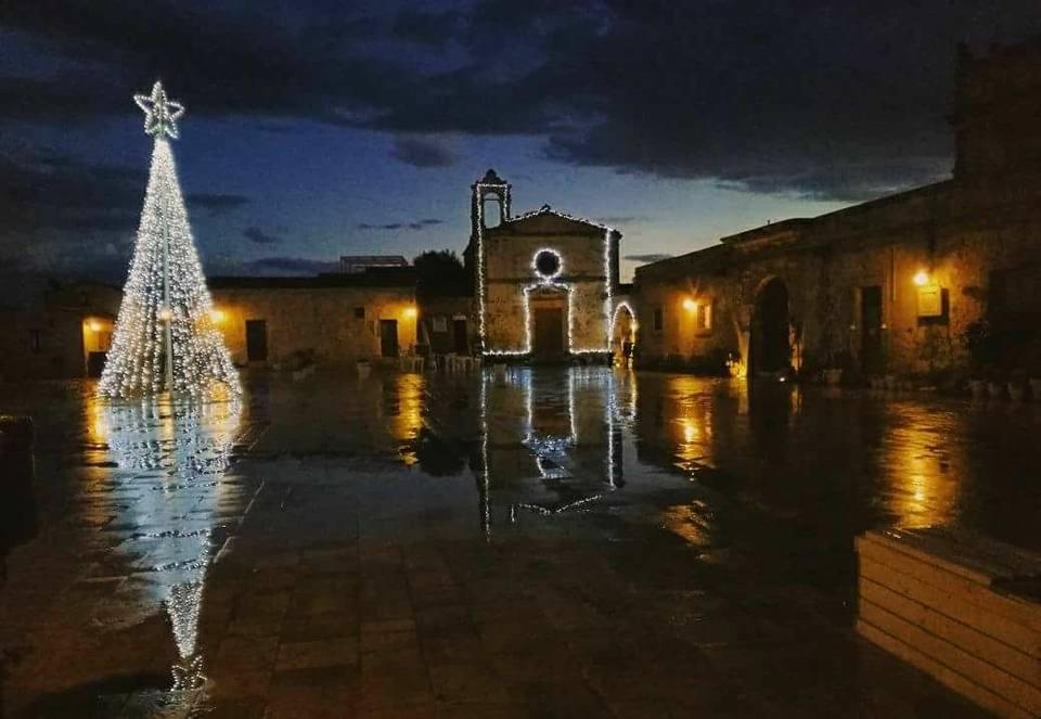 Natale a Pachino, stasera l'accensione dell'albero in piazza Vittorio