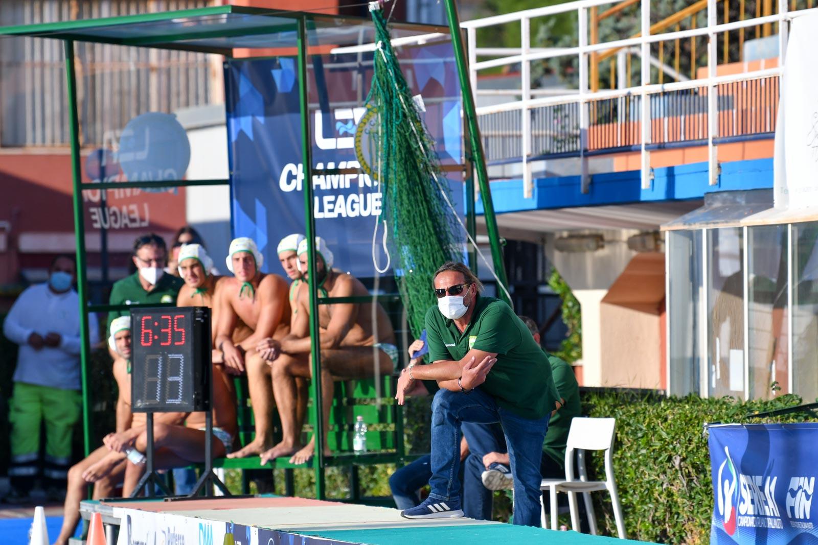 Pallanuoto, tour de force per l'Ortigia in Champions: prima sfida con Olympiacos Pireo