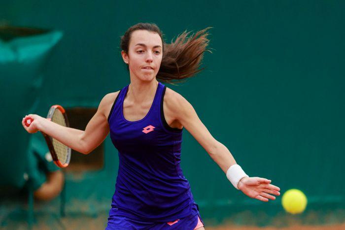 Internazionali femminili di tennis a Solarino, sconfitta in 3 set Tatiana Pieri