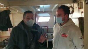 Fermo biologico, multa di 2.000 euro al motopesca di Mazara sequestrato
