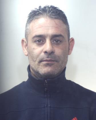 Preso a Gravina di Catania per una rapina in Toscana