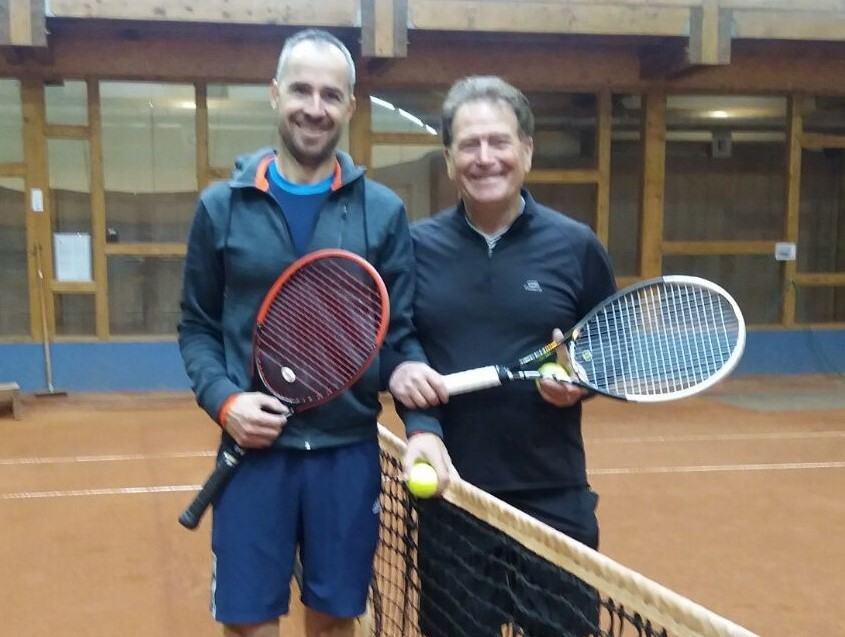 Tennis, campionati europei Forze di Polizia: stop ai quarti per il modicano Rosa