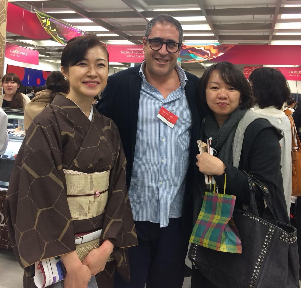 """Il cioccolato di Modica """"Bonajuto"""" superstar al salone di Tokyo"""