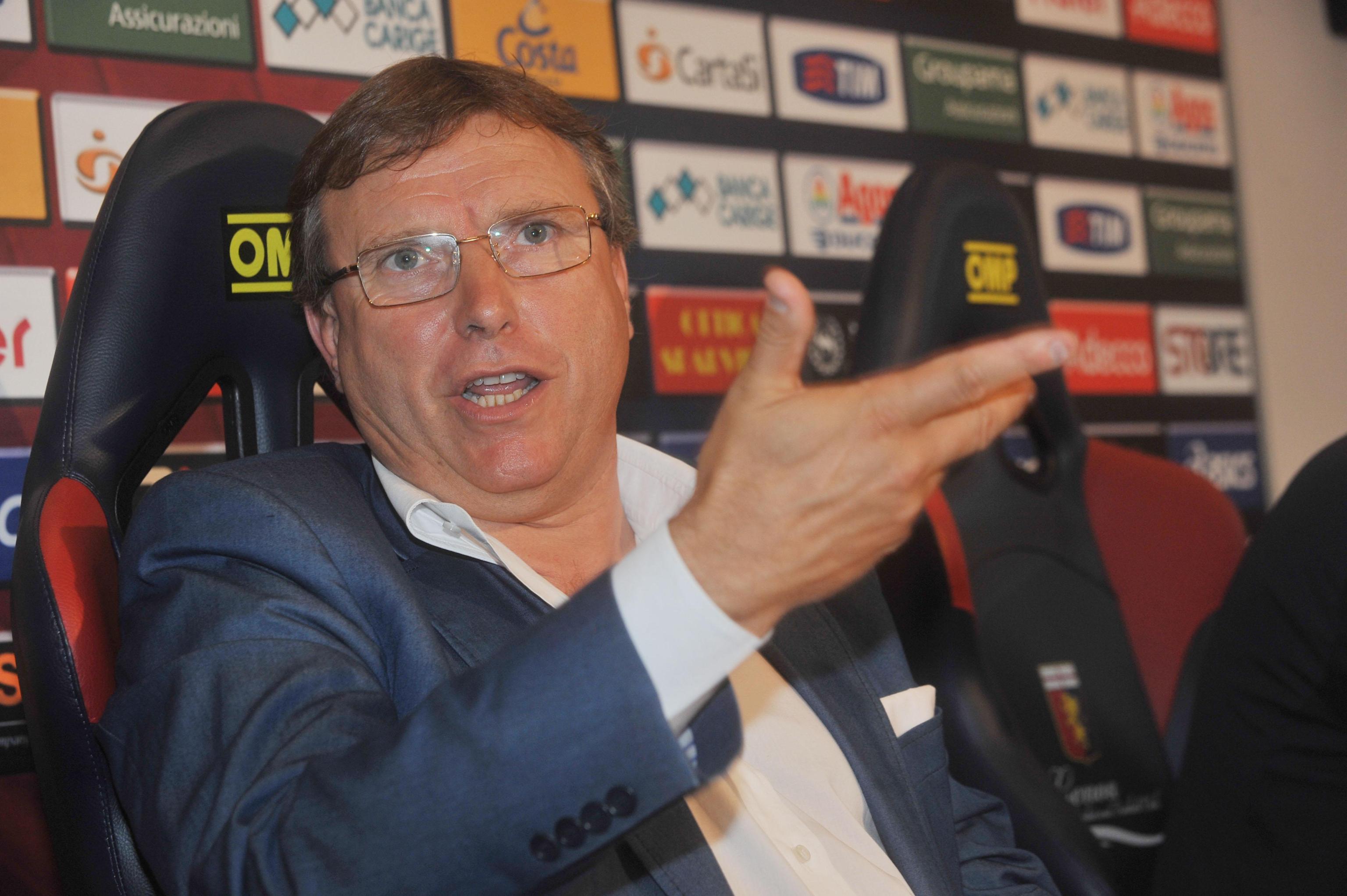 Il Catania Calcio chiede al ministro di bloccare il campionato di serie B