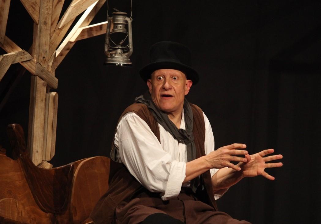 """Chiaramonte Gulfi, sabato 8 in scena Pietro Montandon con """"Maruzza Musumeci"""""""