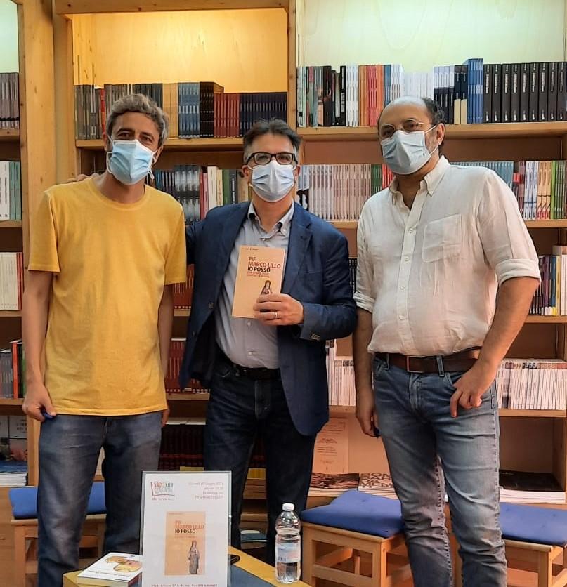 """Palermo, l'appuntamento firmacopie alla libreria """"Tante Storie"""" con Pif e Marco Lillo"""