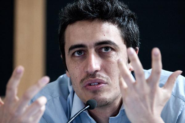 Palermo, Pif critico con Ferrandelli per la presenza di Cuffaro e un massone