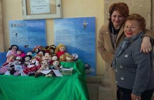 Marzamemi, una giornata speciale per l'Unicef: pigotte a ruba per beneficienza