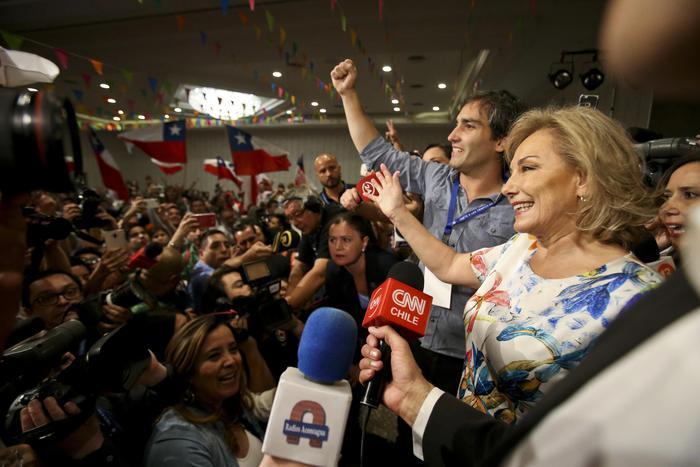 Il Cile svolta a Destra, Pinera vince le Politiche