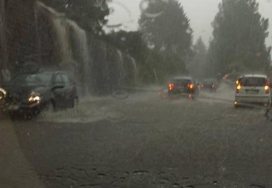 Diluvio notturno a Siracusa, ma non scatta allerta meteo