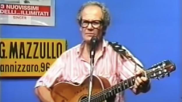 Morto il chitarrista Pippo Trovato: fu protagonista della Taormina Anni '60