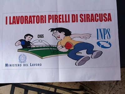 Ex Pirelli di Siracusa, la Regione riconosce l'indennità integrativa