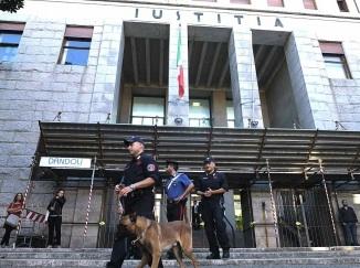 Falso allarme bomba al tribunale di Pisa, c'era udienza per un presunto jihadista
