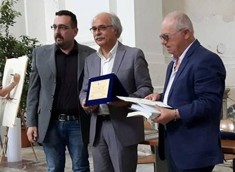 Il modicano Domenico Pisana socio onorario dell'associazione culturale Euterpe