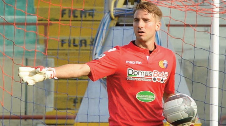 Metamorfosi Catania, rossazzurri sconfitti dal Bisceglie ( 1 - 0)