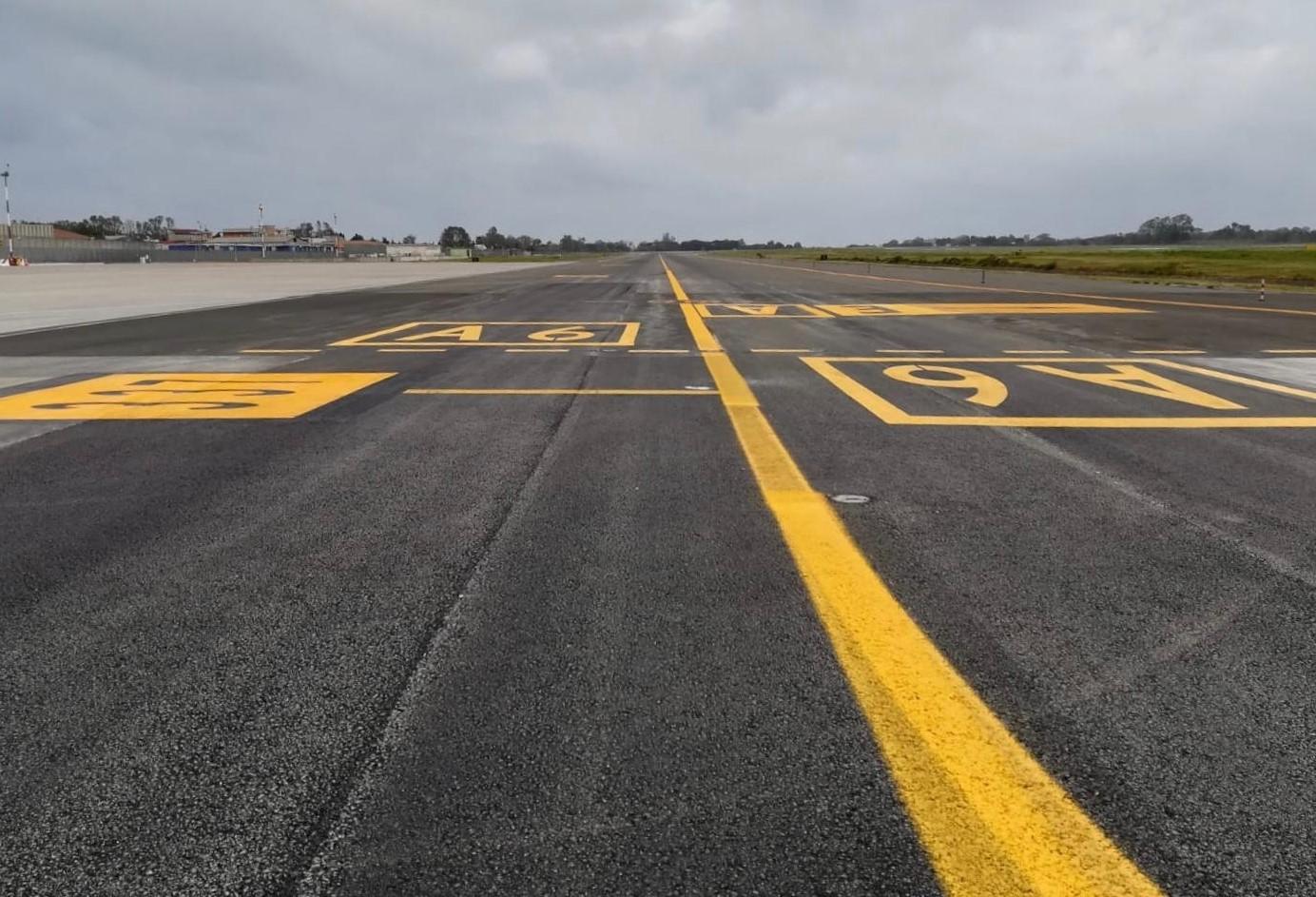 Catania, conclusi con un giorno di anticipo i lavori alla pista dell'aeroporto