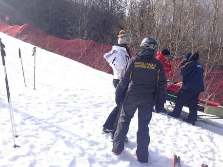 Abusivismo sulle piste da sci, sequestri nel Cosentino