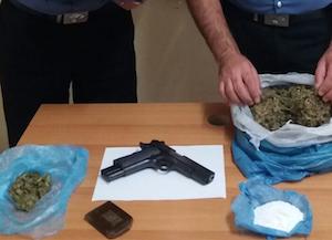 Sparatoria nella notte a Priolo e droga sequestrata: due fratelli ai domiciliari
