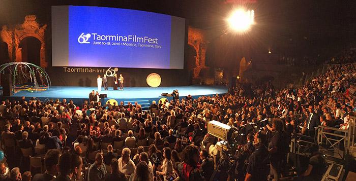 Cinema: gran finale al Taormina FilmFest con Placido e Dreyfuss