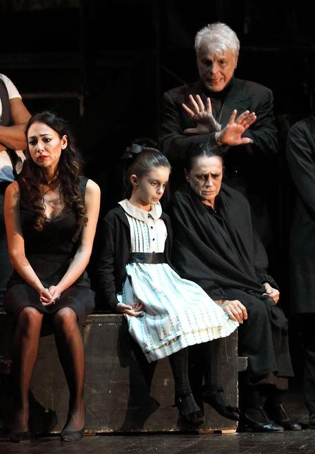 """Catania, teatro: sold out di Placido con """"sei personaggi"""""""