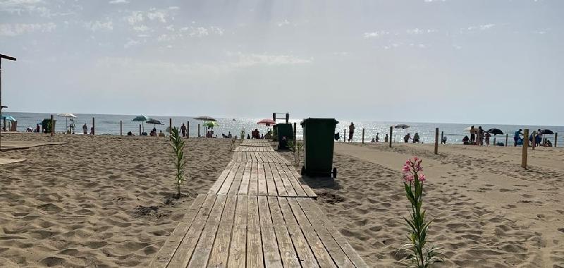 Aperta la spiaggia libera 3 alla Plaja di Catania: procedure anti - covid