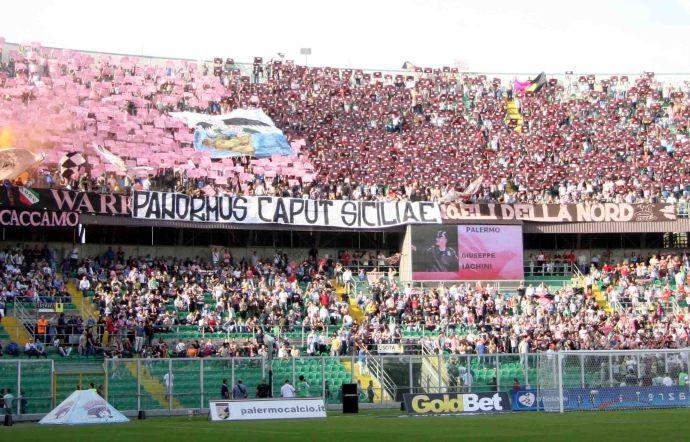 Prezzi ribassati per l'incontro di calcio tra il Palermo ed il Cittadella