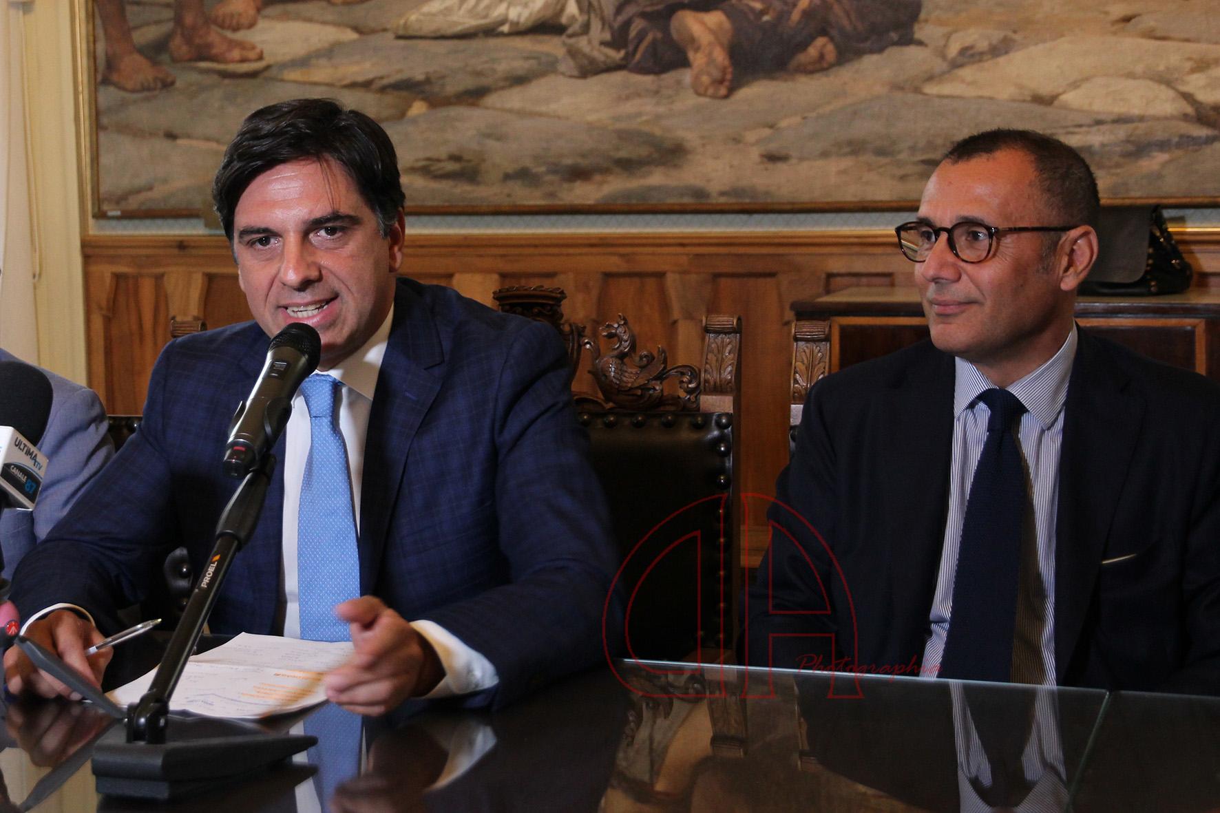 Catania, il Consiglio comunale dice sì al bilancio stabilmente riequilibrato