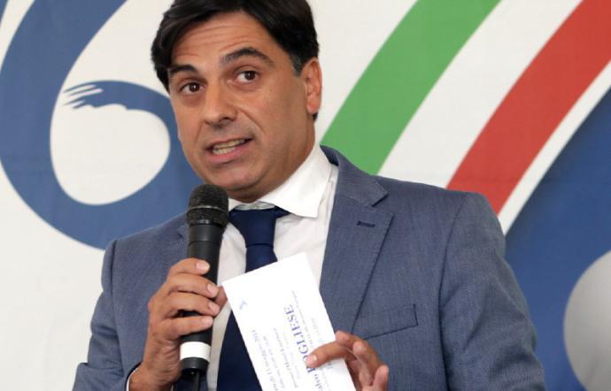 Amministrative: Forza Italia indica Salvo Pogliese sindaco Catania