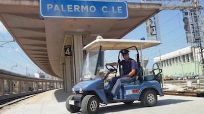 Terrorismo: Polfer Palermo, in due mesi scortati 307 treni