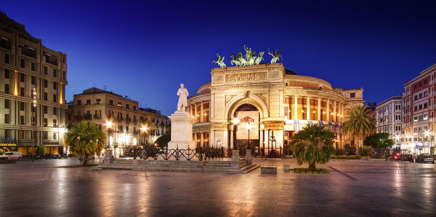 Cdm, ok del governo a Palermo a capitale della cultura 2018
