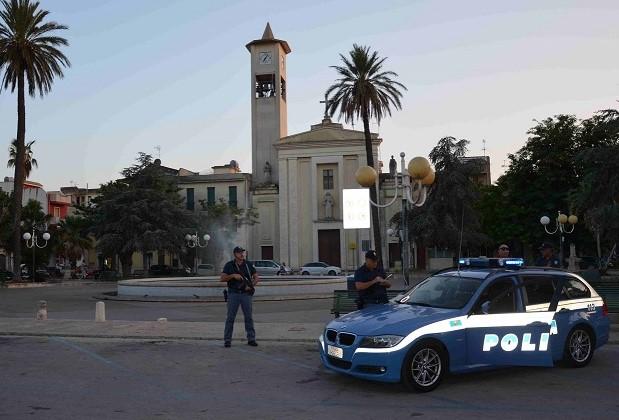 Vittoria, controlli straordinari della Polizia: sequestrati dieci veicoli