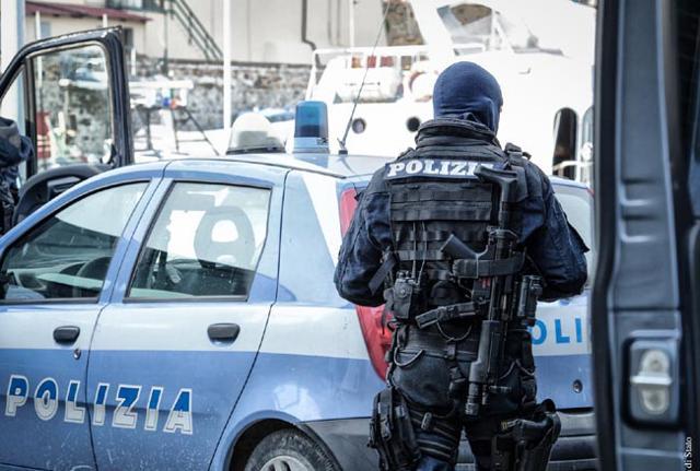 Mafia, stangata della polizia alla Sacra Corona Unita a Brindisi