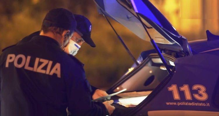 Insulti ai poliziotti, a Catanzaro scattano denunce per oltraggio e minacce