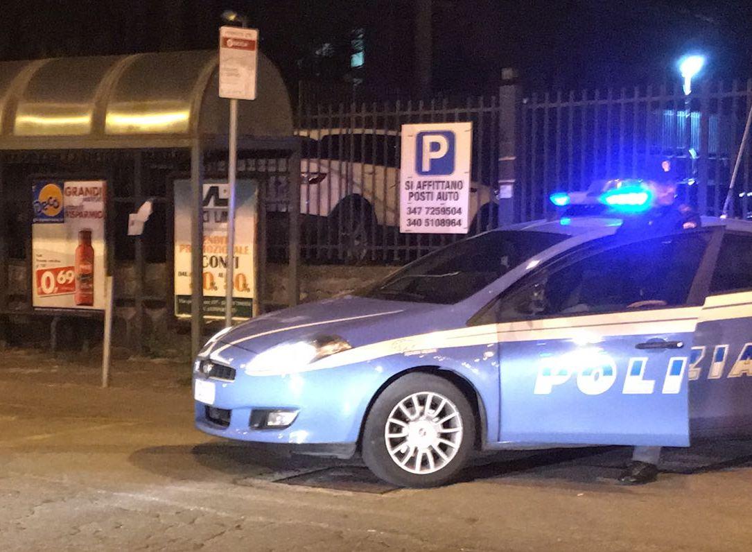 Pensionato ferito a Catania con un colpo di pistola: indaga la polizia