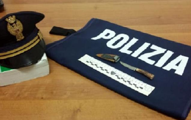 Pachino, aveva un coltello: denunciato sorvegliato speciale