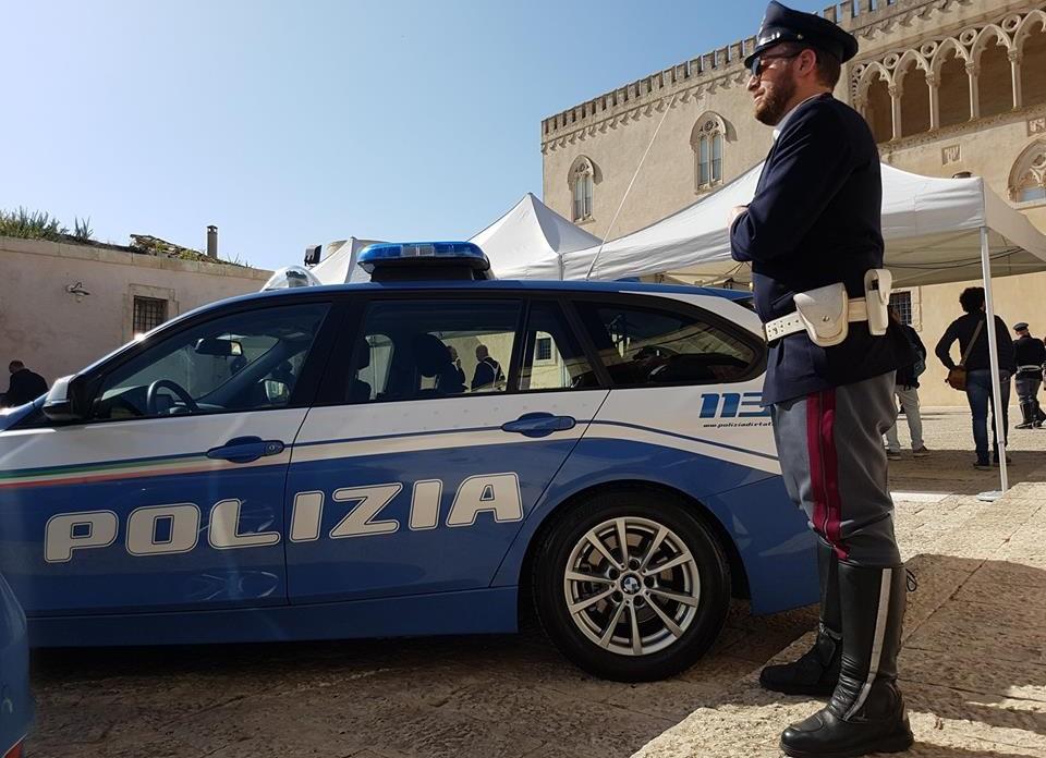 Ragusa, al Castello di Donnafugata la festa della Polizia: tutti i premiati