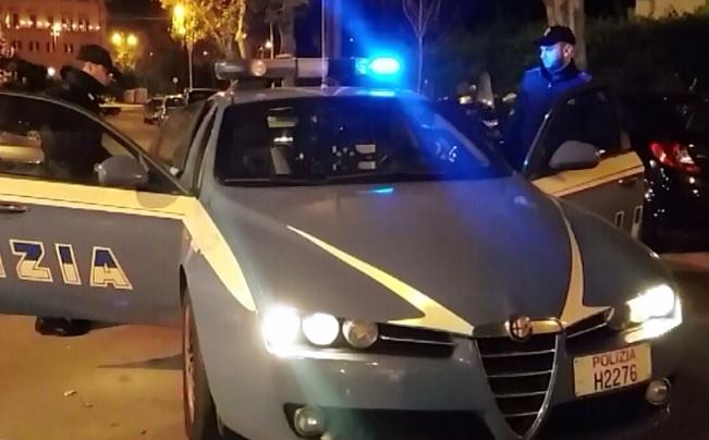 Vittoria, non si ferma all'alt e sperona una volante della Polizia: arrestato
