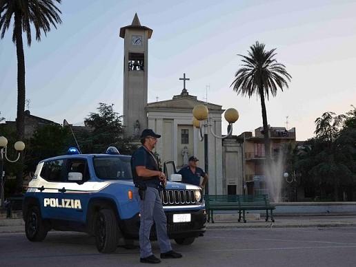 Vittoria, intensificati i controlli della Polizia nel centro storico della città