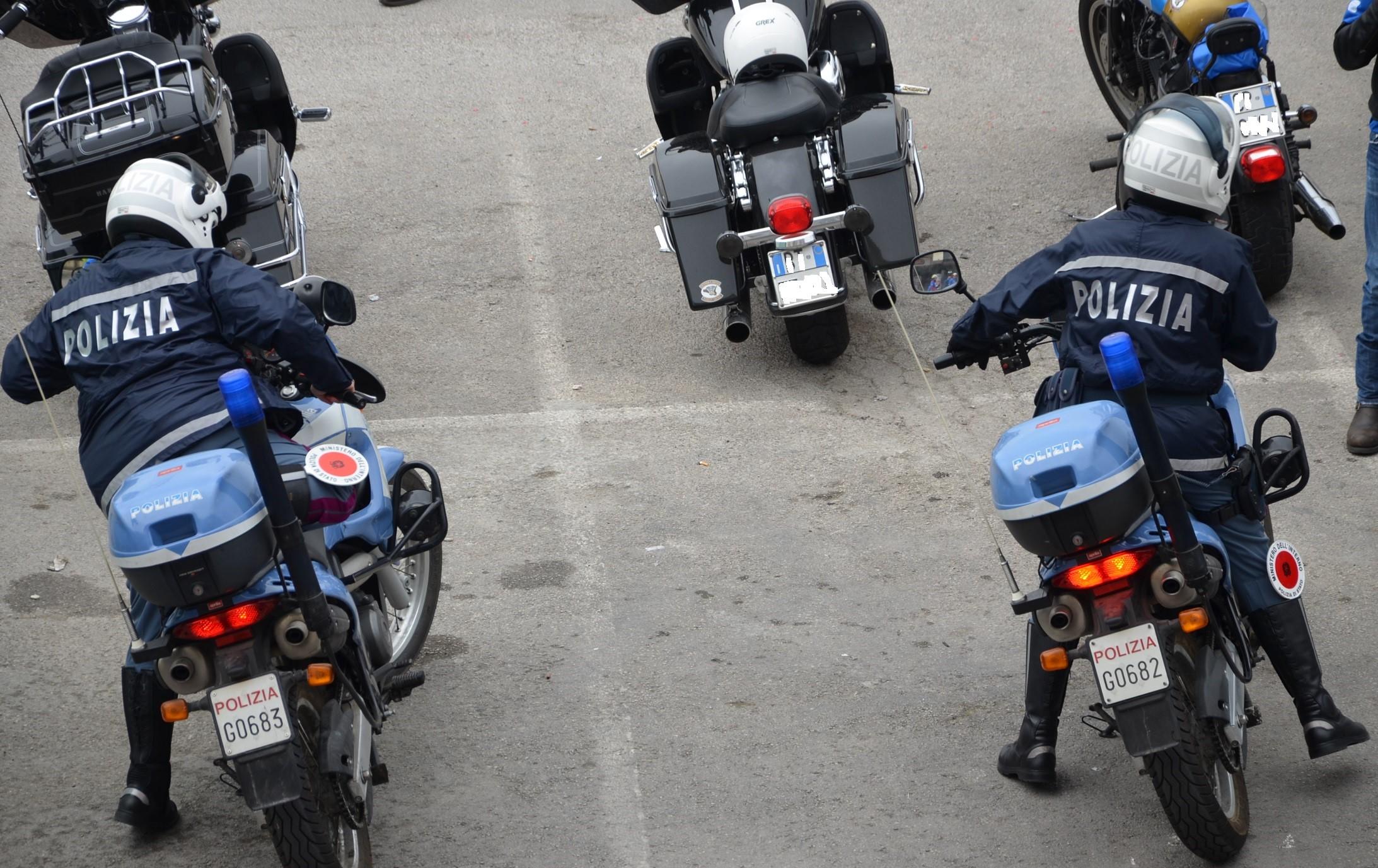 Modica, intensificati i controlli della Polizia: scattano multe e denunce